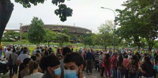 Denunciaron reubicación de los centro de vacunación en Carabobo