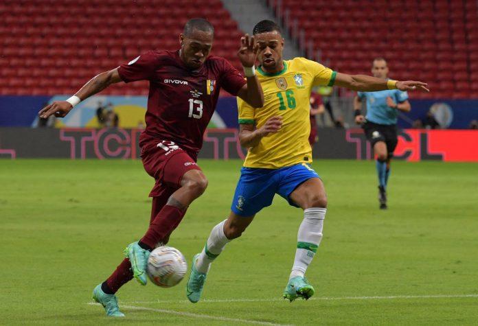 Vinotinto en la Copa América - Vinotinto en la Copa América