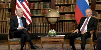 Ginebra Joe Biden se reunirá en cumbre con Vladimir Putin