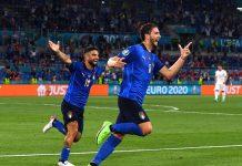 Suiza Doblete de Manuel Locatelli puso a Italia en Octavos de Final