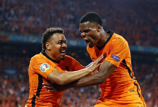 Eurocopa Paises Bajos derrotó a Austria y avanzó a Octavos de Final