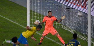 Gol de Casemiro permitió a Brasil conservar su invicto en la Copa América