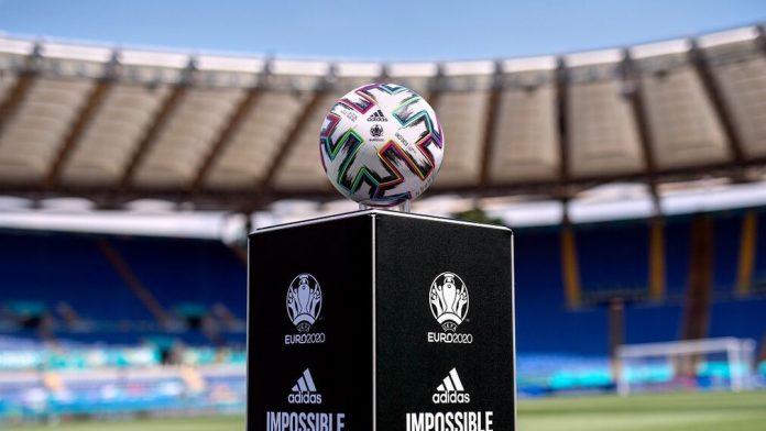 Eurocopa de fútbol - Eurocopa de fútbol