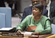 Fatou Bensouda deja su cargo de Fiscal de la CPI - Fatou Bensouda deja su cargo de Fiscal de la CPI