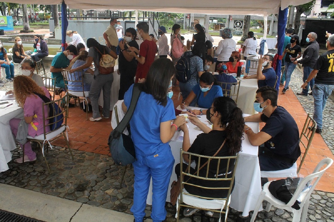 Habilitados 43 puntos de registro electoral en el estado Carabobo - Habilitados 43 puntos de registro electoral en el estado Carabobo