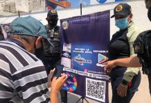 """aplicación móvil """"Cuadrantes de Paz"""""""