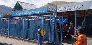 Desinfecciones contra el Covid-19 en Naguanagua