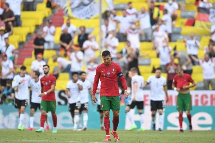 Alemania no mostró piedad frente a Portugal eurocopa