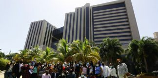 Hesperia WTC Valencia agasajó a los periodistas