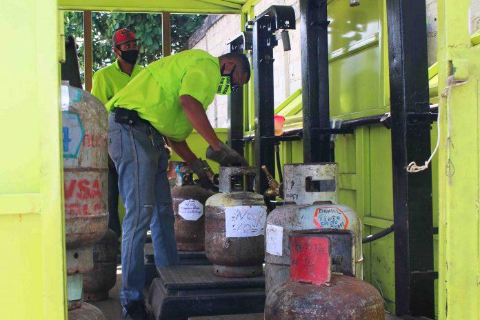 Mega jornada de GasDrácula en Naguanagua