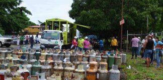 venta de gas doméstico en Las Quintas