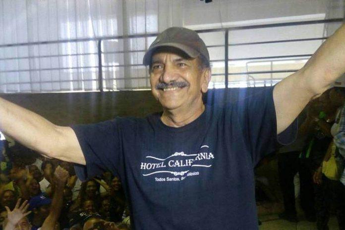 GNB detuvo a Ramón Martínez - GNB detuvo a Ramón Martínez