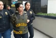 Perú acepta extraditar a alias «Roxy» - Perú acepta extraditar a alias «Roxy»