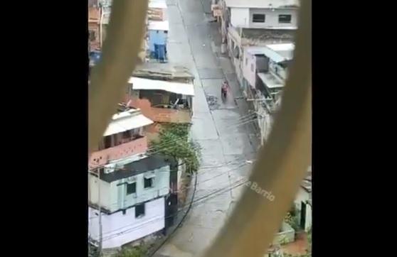 Enfrentamiento en El Valle - Enfrentamiento en El Valle