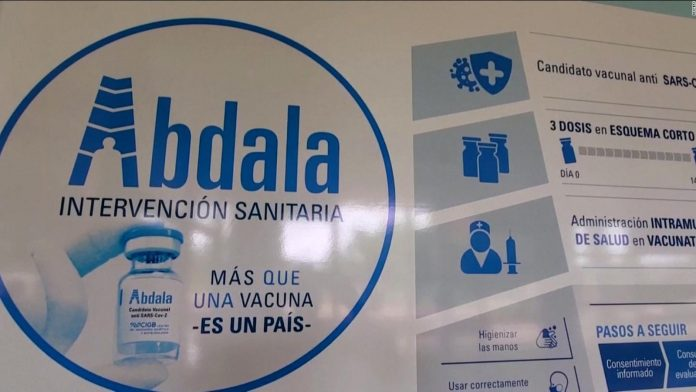 Vacuna Abdala - Vacuna Abdala