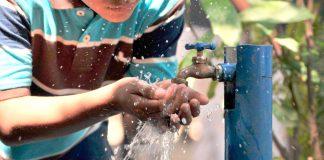 Bombeo de agua potable