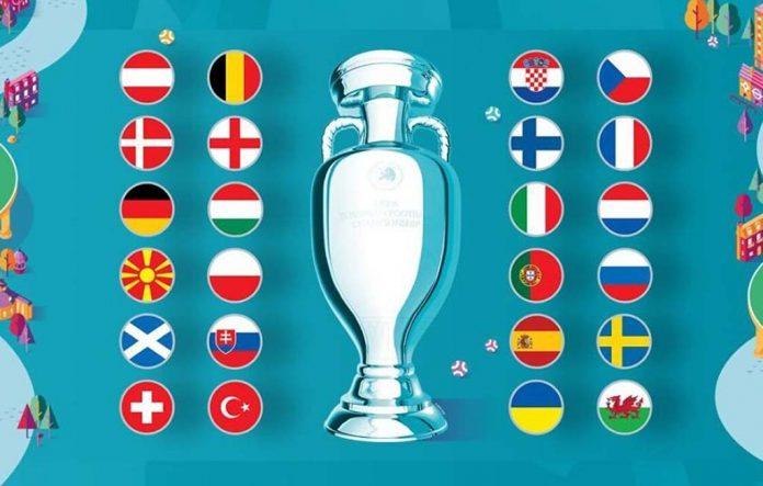 apuestas deportivas en la EUROCOPA 2021 - N24C