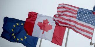 """UE, Estados Unidos y Canadá abrieron posibilidad de """"revisar las sanciones"""" contra Venezuela"""