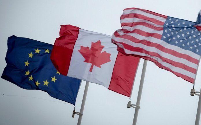 UE, Estados Unidos y Canadá abrieron posibilidad de