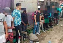 Interceptaron a seis migrantes venezolanos en Honduras