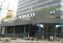 Tres Fiscales del Ministerio Público detenidos - Tres Fiscales del Ministerio Público detenidos