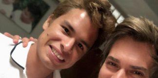 Carlos Baute reconoció a primer hijo - Carlos Baute reconoció a primer hijo