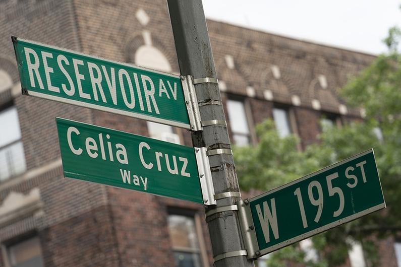 La calle de Celia Cruz - La calle de Celia Cruz