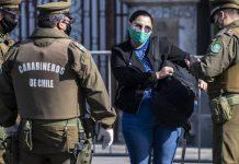 Chile impone cuarentena total