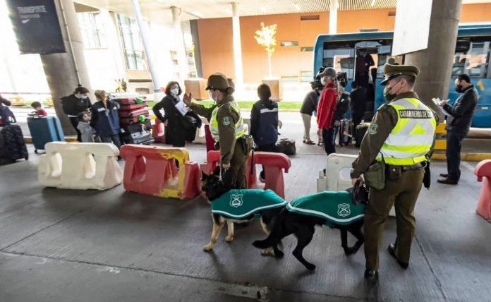 Chile prorroga el cierre de sus fronteras