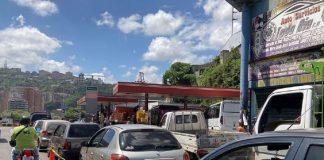 Futpv: producción nacional de gasolina y diésel