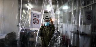 Argentina confirma un caso de 'hongo negro'