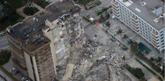 Derrumbe de edificio en Miami - Derrumbe de edificio en Miami