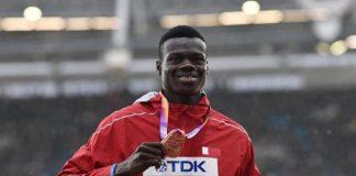 Falleció el atleta Abdalelah Haroun - Falleció el atleta Abdalelah Haroun