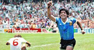 Mano de Dios de Maradona - Mano de Dios de Maradona