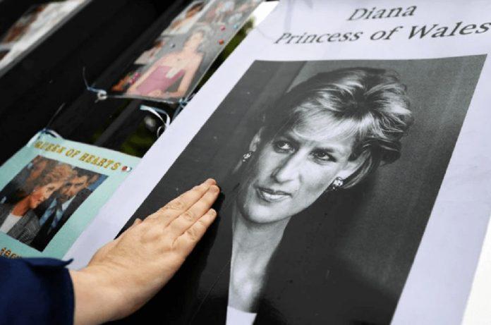 trágica muerte de Lady Di - trágica muerte de Lady Di