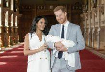 Duques de Sussex felices por nacimiento de su hija - Duques de Sussex felices por nacimiento de su hija