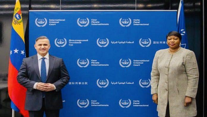 Fiscal William Saab solicitó reunión ante el CPI - Fiscal William Saab solicitó reunión ante el CPI