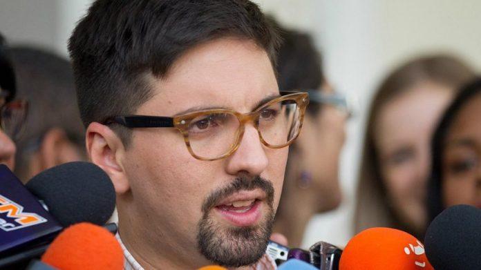 Freddy Guevara tiene Covid-19