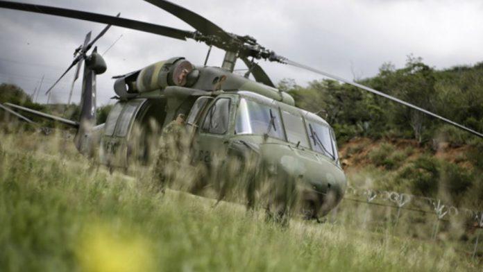 Helicóptero de Iván Duque resultó baleado en Cúcuta