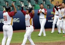 Venezuela se medirá a República Dominicana por un cupo en Tokio 2020 holanda