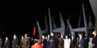 Maduro: Venezuela será la base moral - Maduro: Venezuela será la base moral