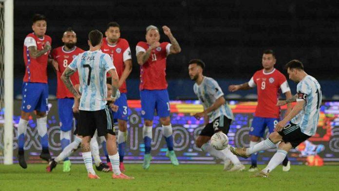 Argentina y Chile - Argentina y Chile