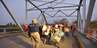 80 migrantes venezolanos deportados - 80 migrantes venezolanos deportados