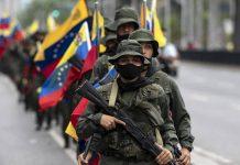 Liberados los ocho militares venezolanos secuestrados - Liberados los ocho militares venezolanos secuestrados