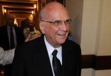 Murió el expresidente de Nicaragua