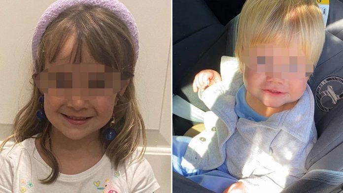 madre de las dos niñas asesinadas