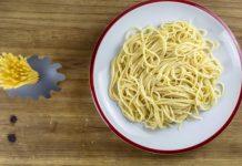 Comer pasta - Comer pasta
