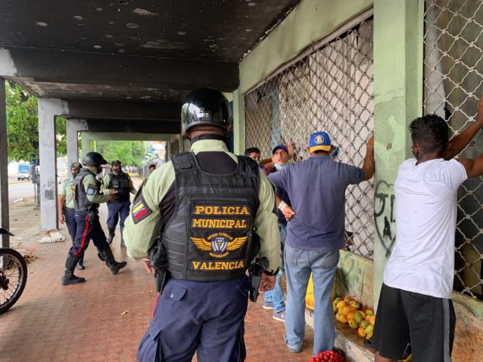 Polivalencia capturó a 20 personas solicitadas