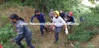 Recuperan cadáver de un hombre en el río Tuy - Recuperan cadáver de un hombre en el río Tuy