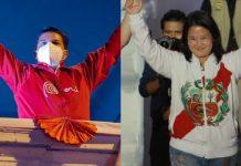 Cierre de campaña presidencial en Perú - Cierre de campaña presidencial en Perú